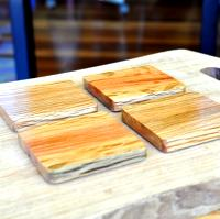 Forest Oak Coasters
