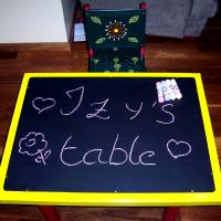 Children's Activity Table